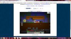 my mine blocks house currently PLAY MINE BLOCKS:http://zanzlanz.com/MineBlocks ( copy paste)