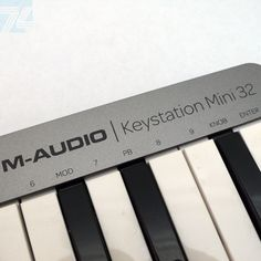 M-AUDIO Keystation Mini 32 Controller - cyan74.com vintage and pop culture