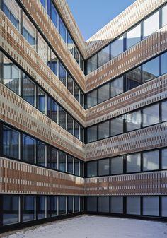 Widerströmska huset, Stockholm. Färdigt 2012. Fotograf: Åke E:son Lindman