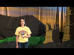 2012 VBS Lifeway's Amazing Wonders Aviation: Snacks @ the Paricutin Volcano- how to build it