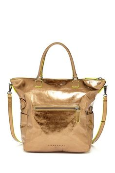 Liebeskind Madrid Metallic Tote – selected by http://munich-and-beyond.com/