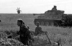 "Tigers ""Das Reich"" Division"