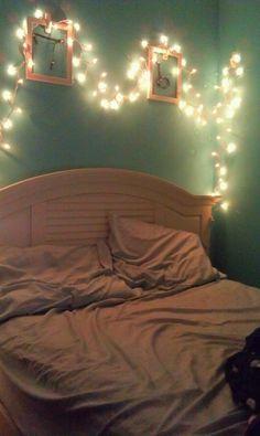 bedroom lights | Tumblr