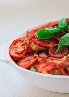 Vegan Lasagna  |  Sarah Lemkus  |  V GF