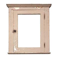 Antique Medicine Cabinets | SOLD Antique Bathroom Medicine Cabinet with Mirror