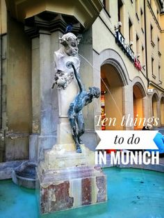 Okotoberfest, beer, Marienplatz, football - there is more to Munich than just the city centre. Top ten things to do in Munich in Bavaria