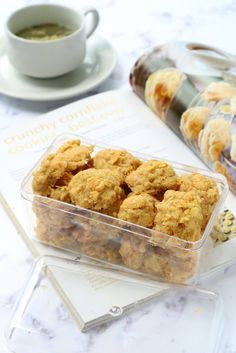 Cokies Recipes, Easy Cookie Recipes, Baking Recipes, Snack Recipes, Dessert Recipes, Snacks, Biscuit Cookies, Yummy Cookies, Cake Cookies