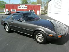 1983 Mazda RX-7 GSL Maintenance/restoration of old/vintage vehicles: the material for new cogs/casters/gears/pads could be cast polyamide which I (Cast polyamide) can produce. My contact: tatjana.alic@windowslive.com