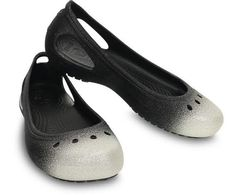 Crocs Women's Kadee Glitter Flat | Women's Comfortable Shoes | Crocs Official Site