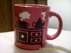 Vintage Imported Coffee Tea Cup Mug From Waechtersbach West Germany