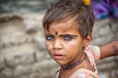 Innocent Eyes Photo by Fortunato Matteo -- National Geographic Your Shot