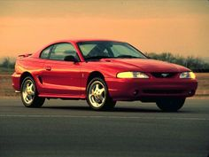 1994 red mustang - Google Search