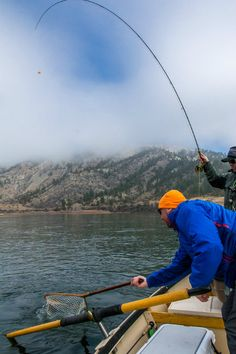 Get an early start on Montana's fishing season -- success on the Missouri River… Missouri River, Fishing Quotes, Fly Fishing, Montana, Success, Seasons, Adventure, Photo And Video, Usa