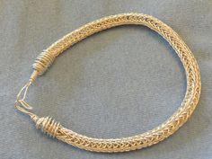 Viking Knit Bracelet $30