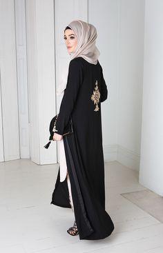 Neem Kimono Black
