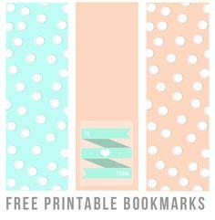 Pink Gerbera Daisies: Printable Bookmarks