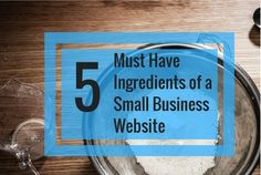 By Chris Pautsch, KeyLimeTie Your business may be small, but a business website is no longer optional even...