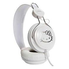 Hello Kitty Headphones ~Hello Kitty Addicted (=^.^=) <3~
