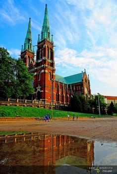 Johanneksen kirkko, Helsinki, Finland