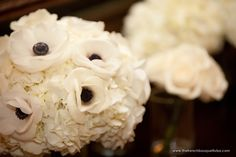 Gorgeous!!  Anemone Bouquets - The French Bouquet - Artworks Tulsa Photography