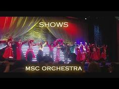 A NOITE NO CRUZEIRO MSC ORCHESTRA - YouTube