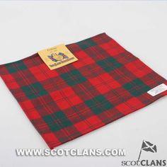 Erskine Tartan Handkerchief