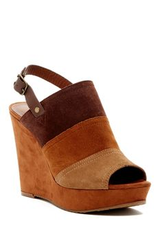 Frescala Wedge Sandal by Lucky Brand on @nordstrom_rack