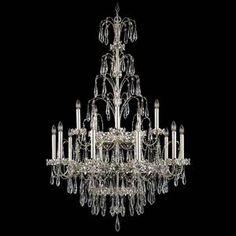 Crystal chandelier - Ekaterina EK6515