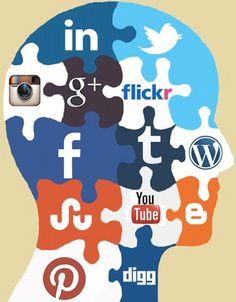How social media and blogging shape our identities