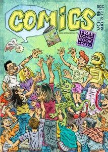Lansata cu ocazia FreeComicBookDay 5 mai 2012), aceasta editie speciala, de doar 20 de pagini, a Revistei COMICS a fost distribuita gratuit in 3 locatii din Bucuresti - Libraria Engleza Anthony Frost, Carturesti Verona si Galeria Saint Ink si in Cluj, Iasi si Timisoara (in librariile Carturesti).