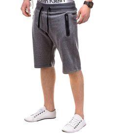 BetterStylz Itch kurze Jogging-Hose Sweat-Shorts Bermuda Fitness Hose div. Farben (S-XXL): Amazon.de: Bekleidung