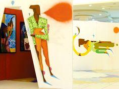 Instalação In-Ex   Ciltura inglesa de Presidente Prudente  #Dedablio #Artcontemporain #art #arte #contemporainpeniture #peinture #color #Cultura #inglesa #artecontemporanea #design #symbology #pinturacontemporanea #painter #kunst #gestalt #inconscient #archteture #pintura #arte #poesis #modernart #poetry #contemporaryart #fineart #DiegoDedablio #Hedendaagsekunst #zeitgenössischekunst #modernart #Graffiti #streetart #graffitiBrasil #streetart #expo #exposition #Современноеискусство
