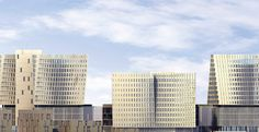 Medical Center, Skyscraper, Multi Story Building, Southern, Skyscrapers