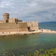 Castello Aragonese di Le Castella Calabria Italy