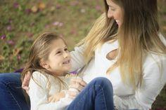 Ensaio Mãe e Filha | Samantha e Manuela {Foto: Louise Esperança}