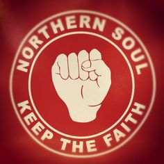 Northern soul numéro un logo polo shirt-mod wigan casino motown