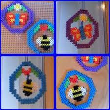Bildergebnis für 3D Easter basket hama perler