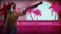 HOTLINE MIAMI 2 WRONG NUMBER Free Download PC Game - Free Download PC Game