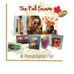 The Fall  Scene by renaissance-fair on Polyvore