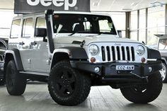 2013 Jeep Wrangler JK Unlimited Sport MY2013