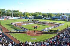 2013 NAIA World Series Opening Ceremony