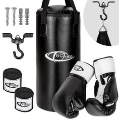 Tonsee MMA Muay Thai Boxsack-Handschuhe Sparring Boxhandschuhe Fitness Training