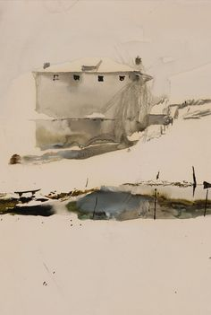 Andrew Newell Wyeth / Andrew Newell Wyeth | VK