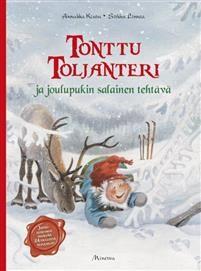 Tonttu Toljanteri ja joulupukin salainen tehtävä (10.80 €)