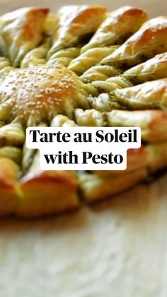 Yummy Appetizers, Appetizer Recipes, Dinner Recipes, Vegetarian Recipes, Cooking Recipes, Healthy Recipes, Pesto, Comida Pizza, Good Food