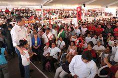 Con la CTM se consolidará un estado productivo: Alejandro Murat Hinojosa