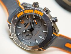 Omega Seamaster Planet Ocean Master Chronometer Chronograph Watches Hands-On…