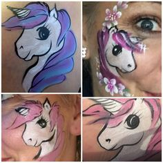 Face Paintings, Fictional Characters, Ideas, Artistic Make Up, Artists, Fantasy Characters, Thoughts