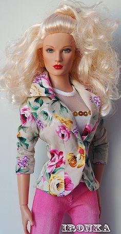 Tonner doll