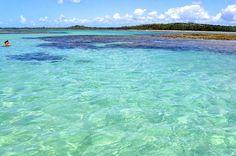 8. Ilha de Boipeba, Bahia - Um paraíso para quem mergulha de cilindro e poderá descer a uma profundidade de até 25 metros em alguns pontos. Uma belíssima barreira de corais chama a atenção de quem mergulha pelo local. Foto: Nianin/Flickr/Creative Commons.